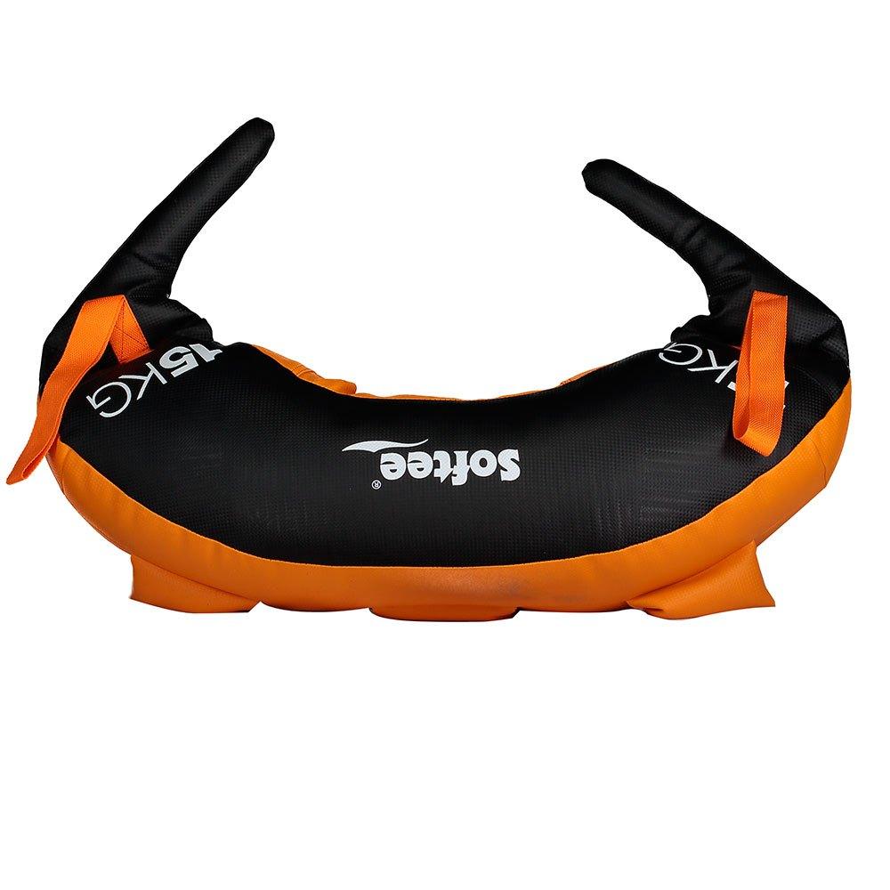 Softee Bulgaro Training Bag 15 Kg 15 kg Black / Blue