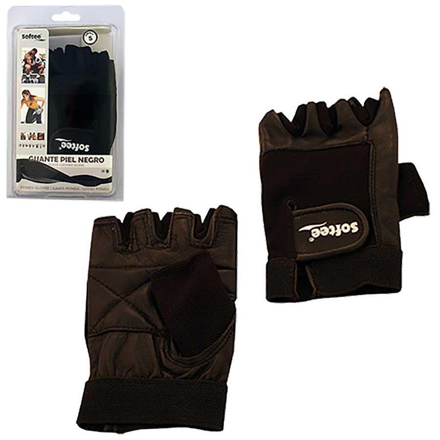 Softee Leather XL Black