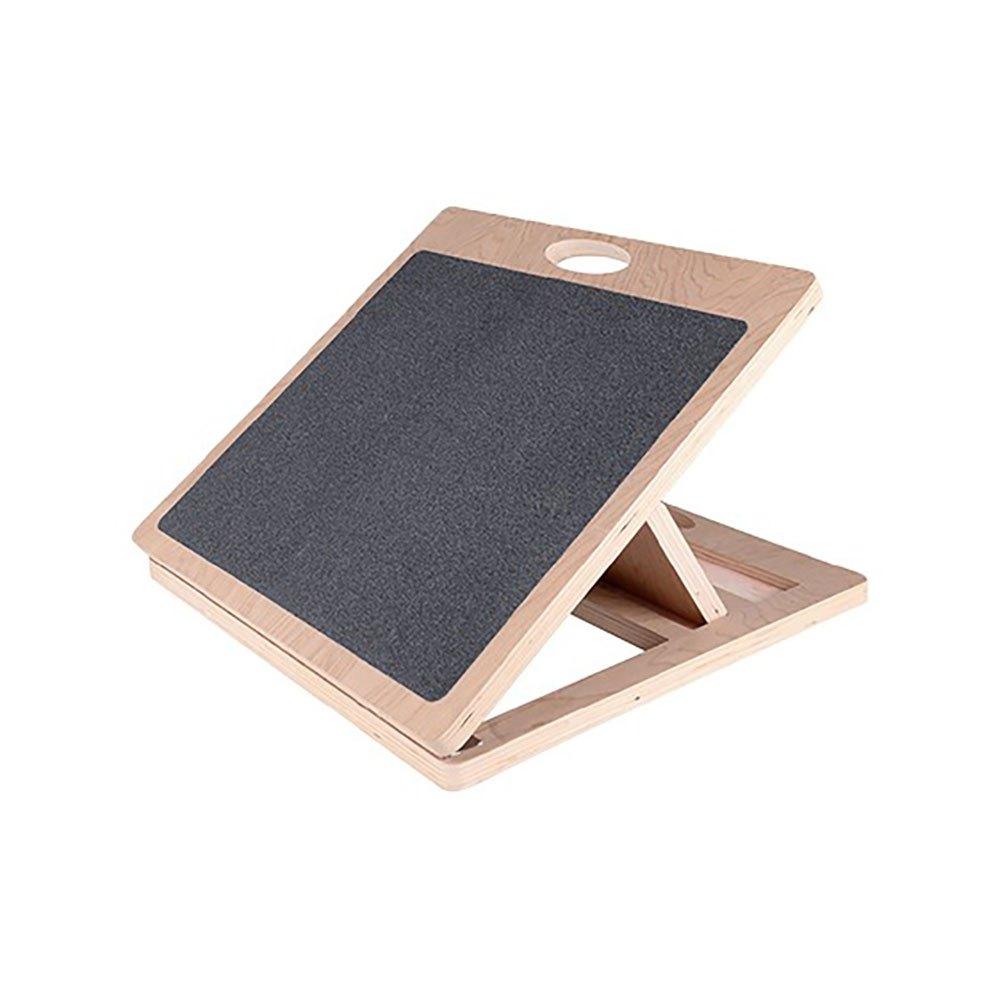 Softee Slanted Platform 41 x 41 cm Wood / Black