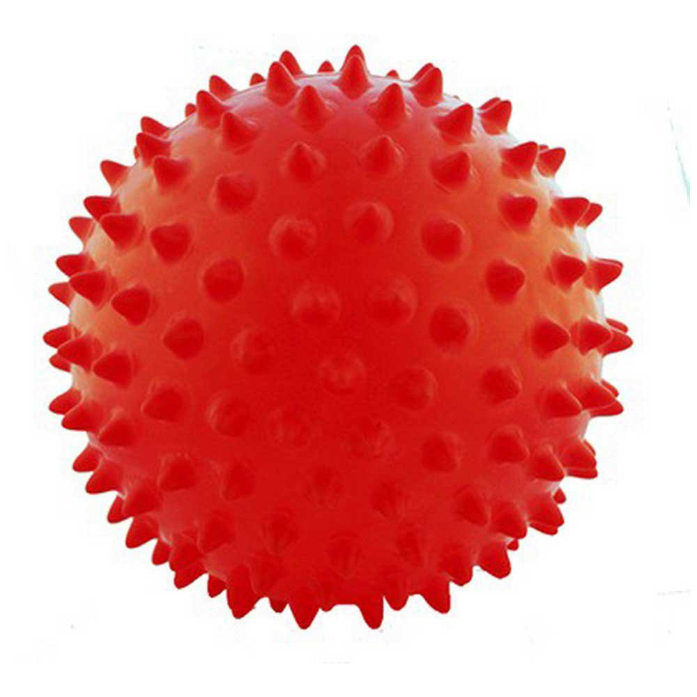 Softee Massage Ball 7.5 cm Red