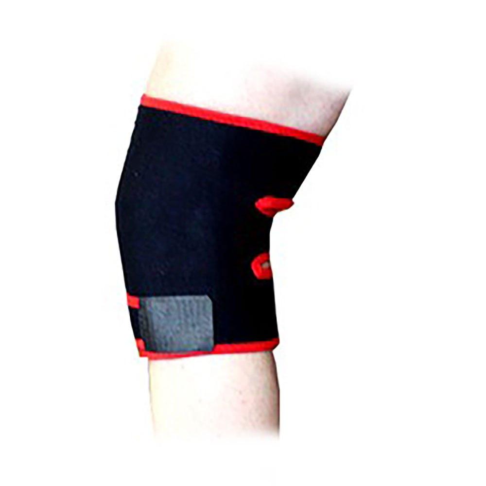 Softee Neoprene Knee Brace One Size Black