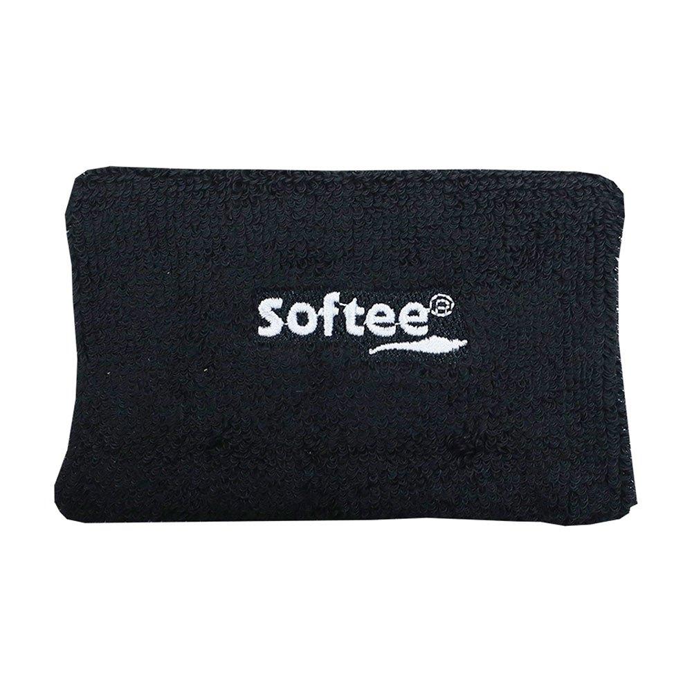 Softee Wide Wrist Band One Size Purple