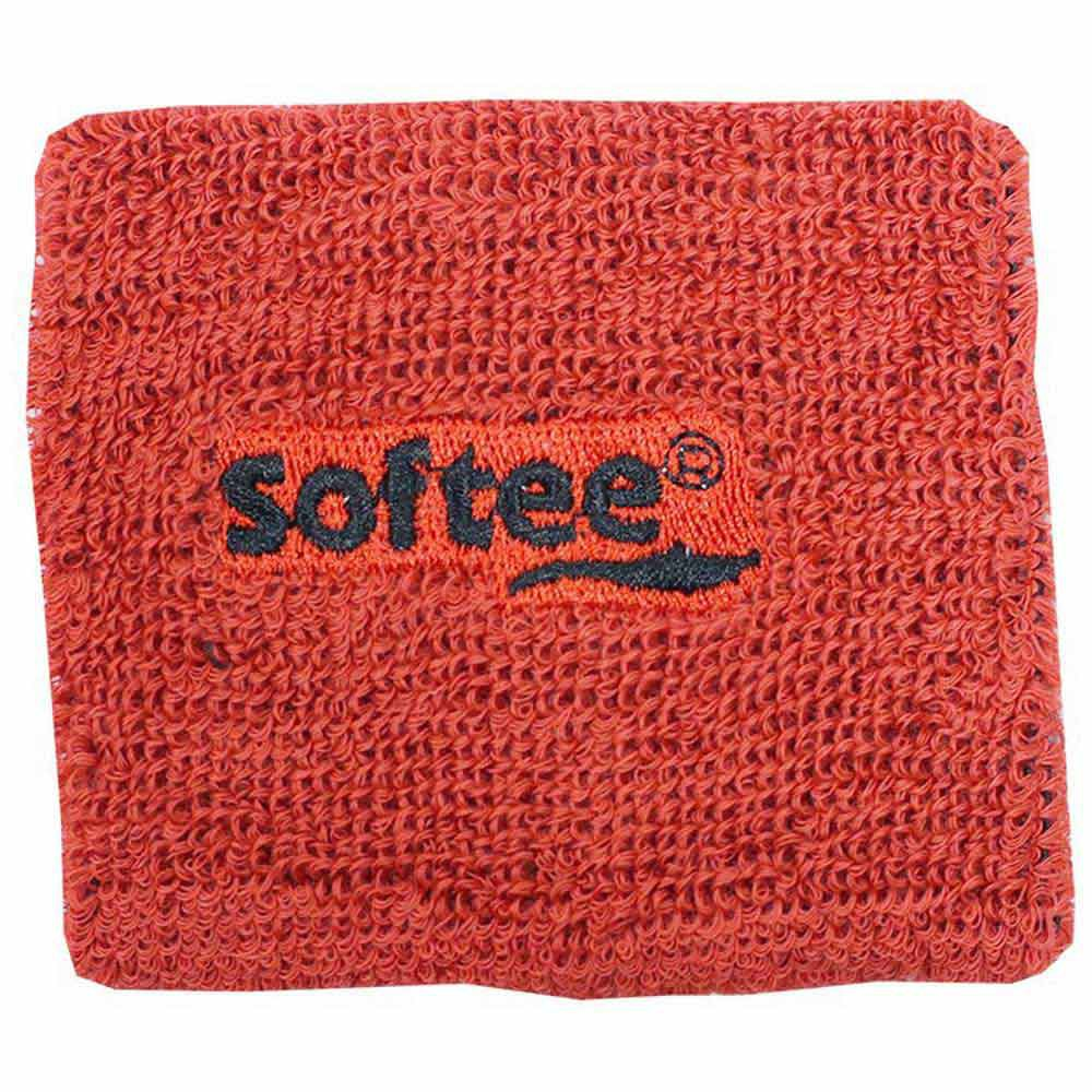 Softee Wrist Band One Size Red