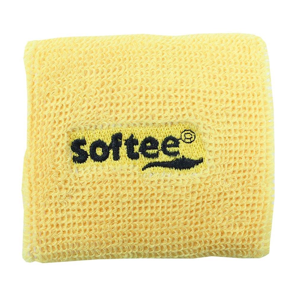 Softee Wrist Band One Size Yellow