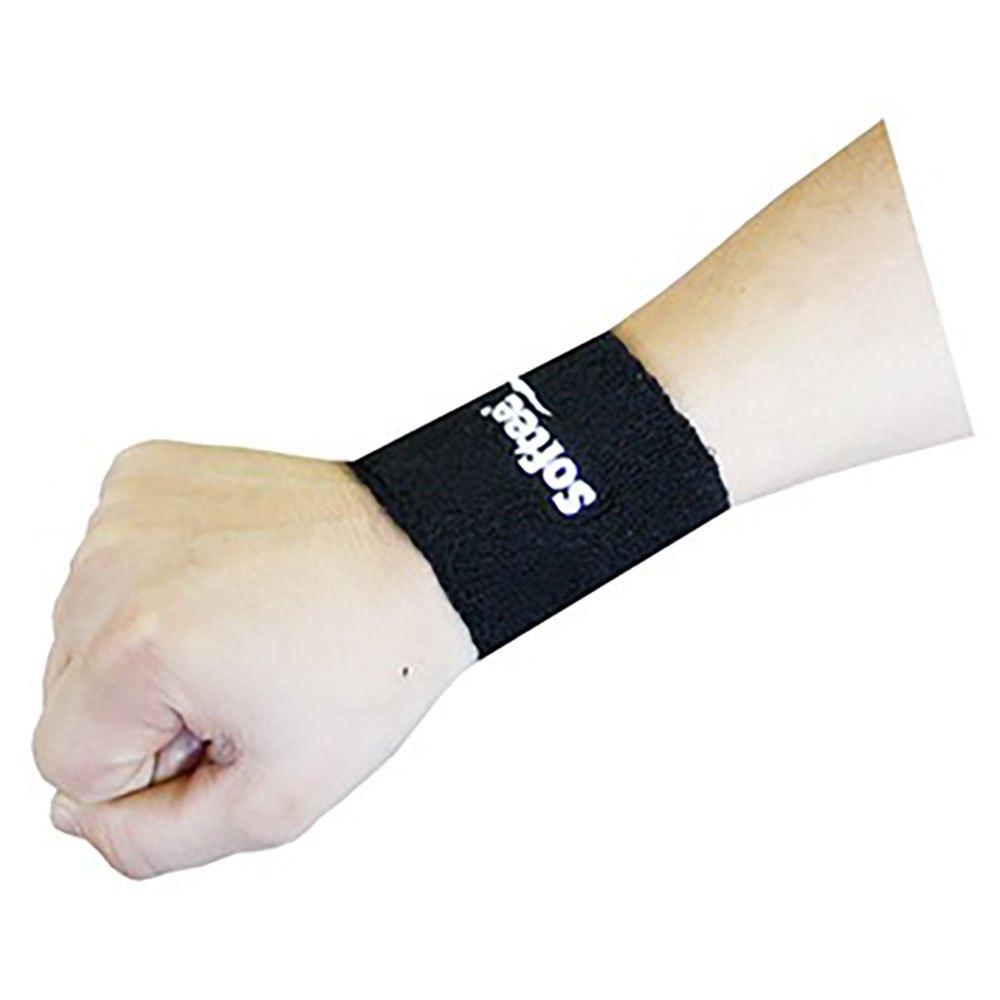Softee Wrist Band One Size Purple