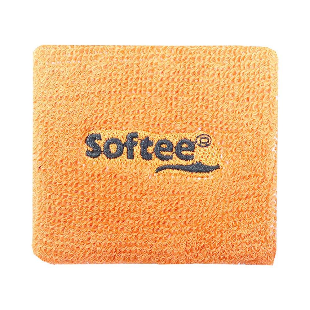 Softee Wrist Band One Size Fluor Orange