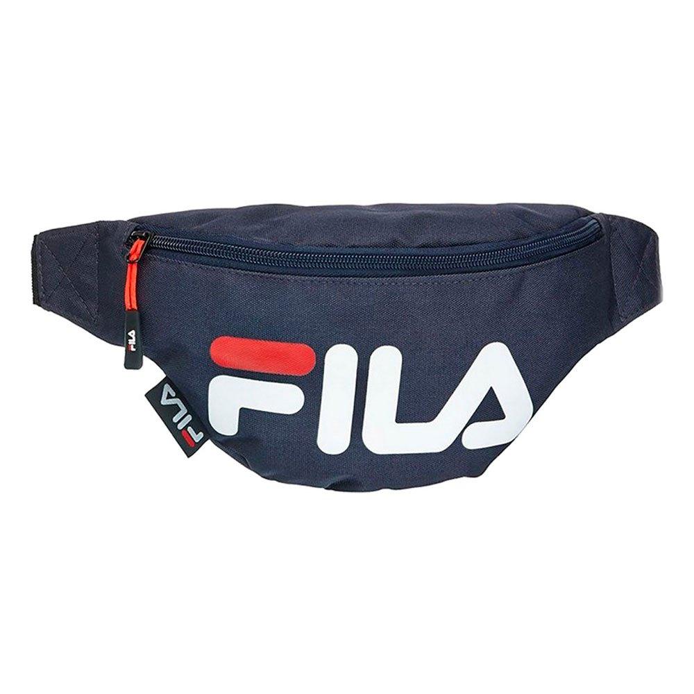 Fila Waist Bag Slim One Size Black Iris