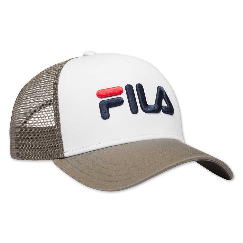 Fila Trucker Leniar One Size Sea Spray / Black / Bright White