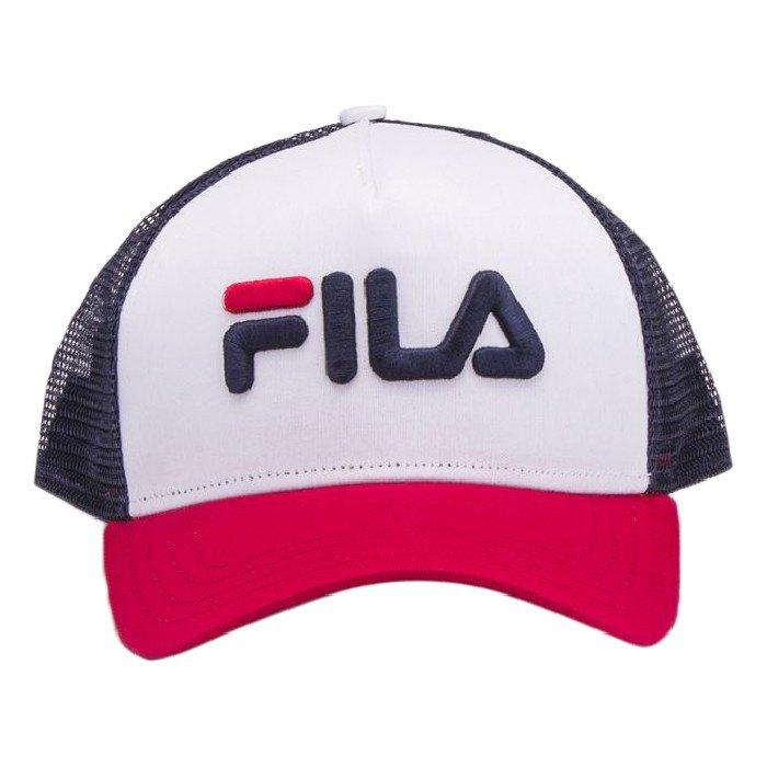 Fila Trucker Leniar One Size Black Iris / True Red / Bright White
