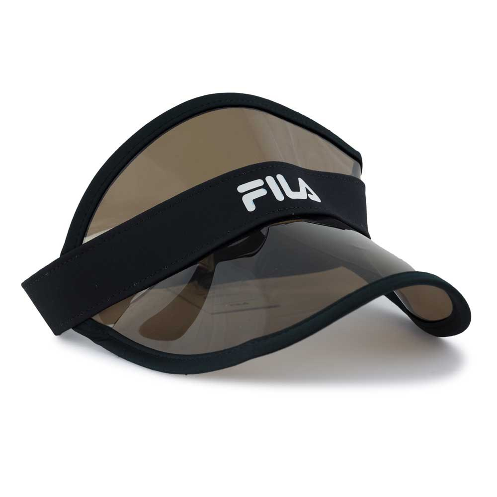 Fila Plastic Visor One Size Black