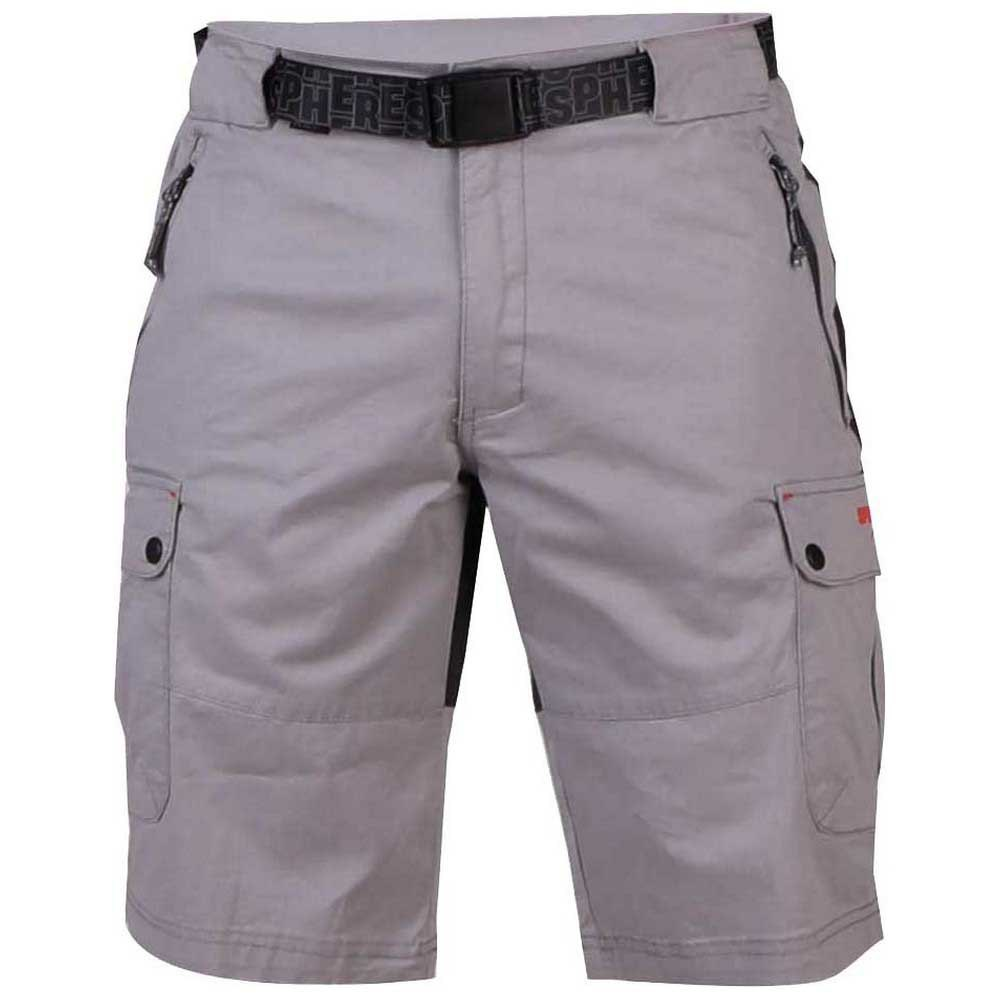 Sphere-pro Killer Shorts 42 Light Grey / Dark Grey / Tangerine