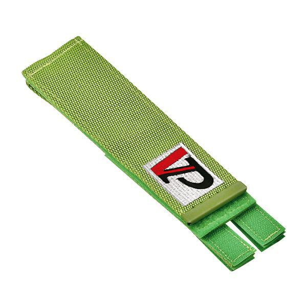 Vp Freeride/bmx Fixed Tape Cleat Set One Size Green