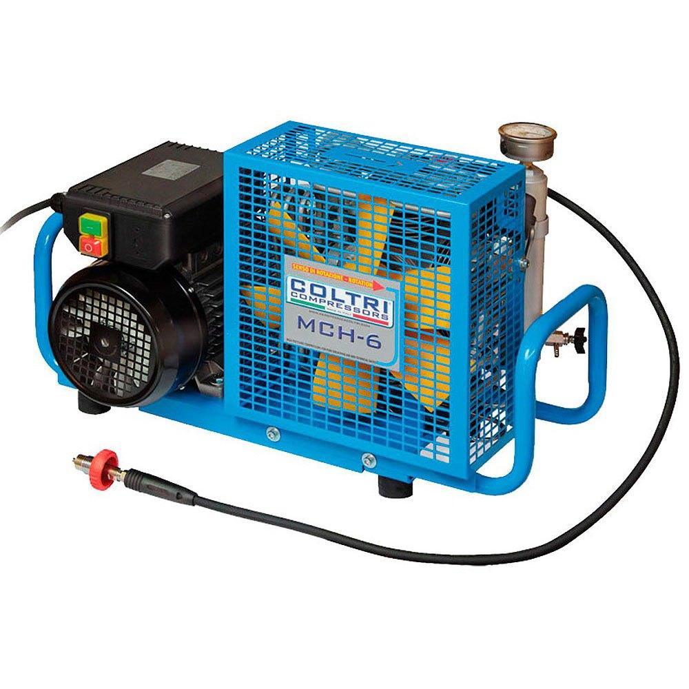 Coltri Mch6/em Usa Tragbarer Kompressor 4300 Psi Single Phase KOMPRESSOREN Mch6/em Usa Tragbarer Kompressor 4300 Psi