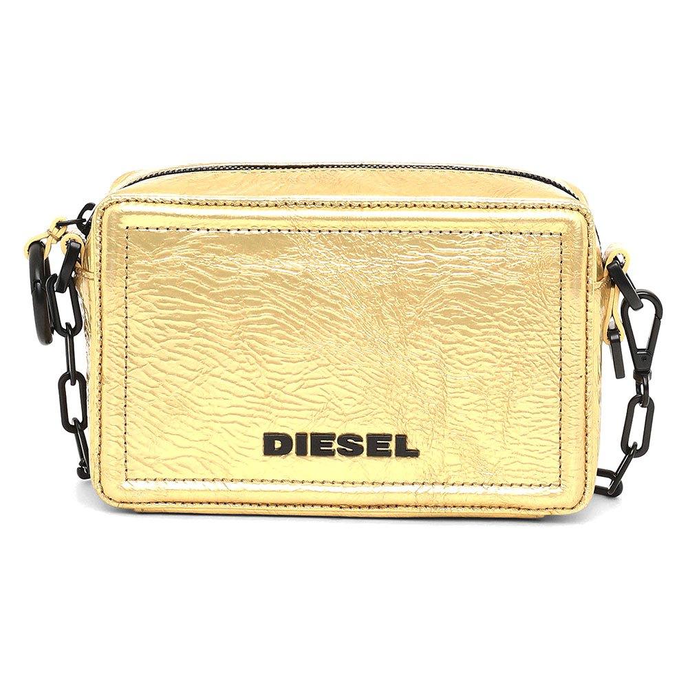 Diesel Rosa Pchain One Size Matt Gold