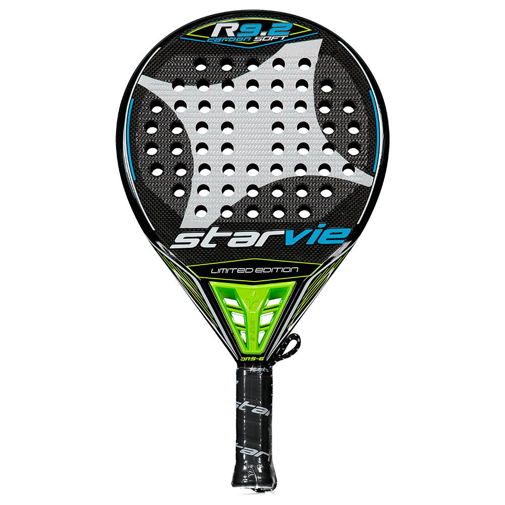 Star Vie R 9.2 Drs Carbon Soft Padel Racket One Size Multicolor