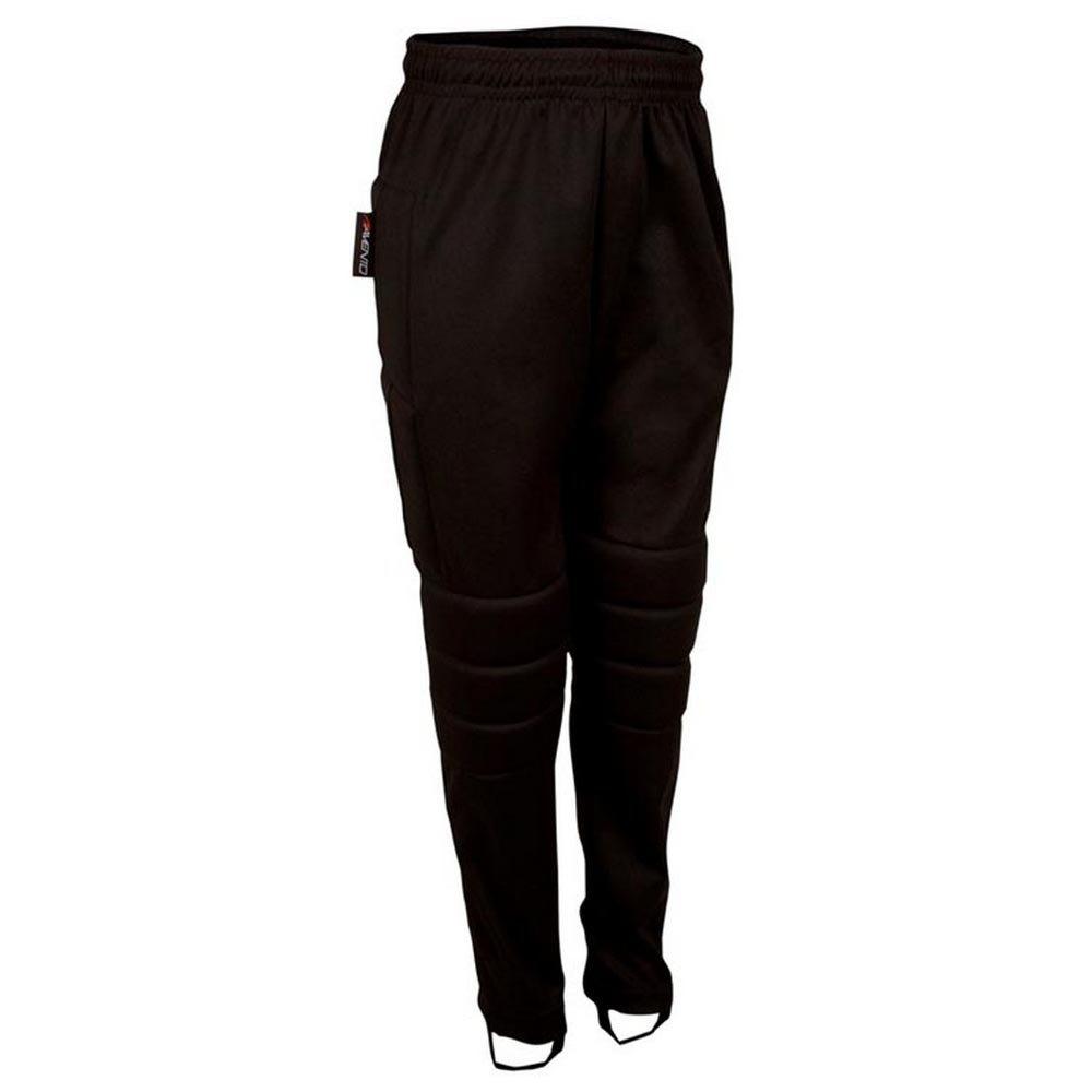 Avento Pantalon Longue Goalkeeper 128 cm Black