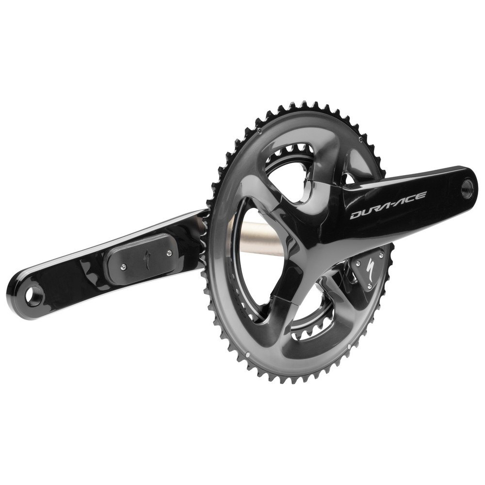 Bielas Dura Ace Power Cranks Dual Sided