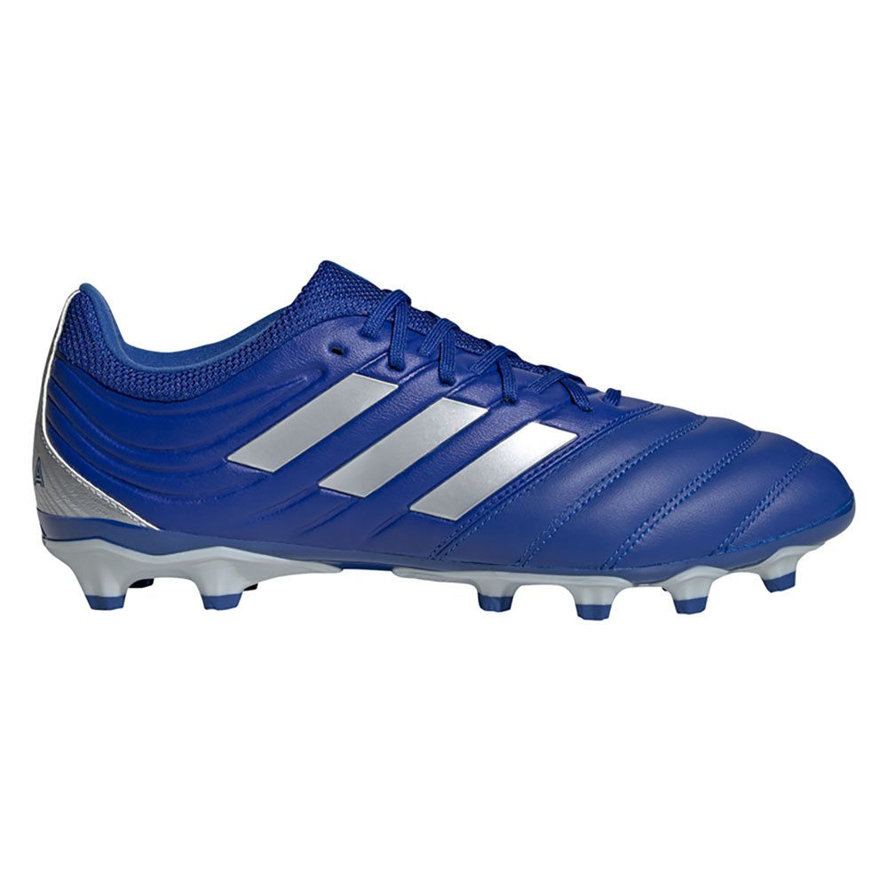 Adidas Copa 20.3 Mg Football Boots EU 42 2/3 Team Royal Blue / Silver Metalic / Team Royal Blue