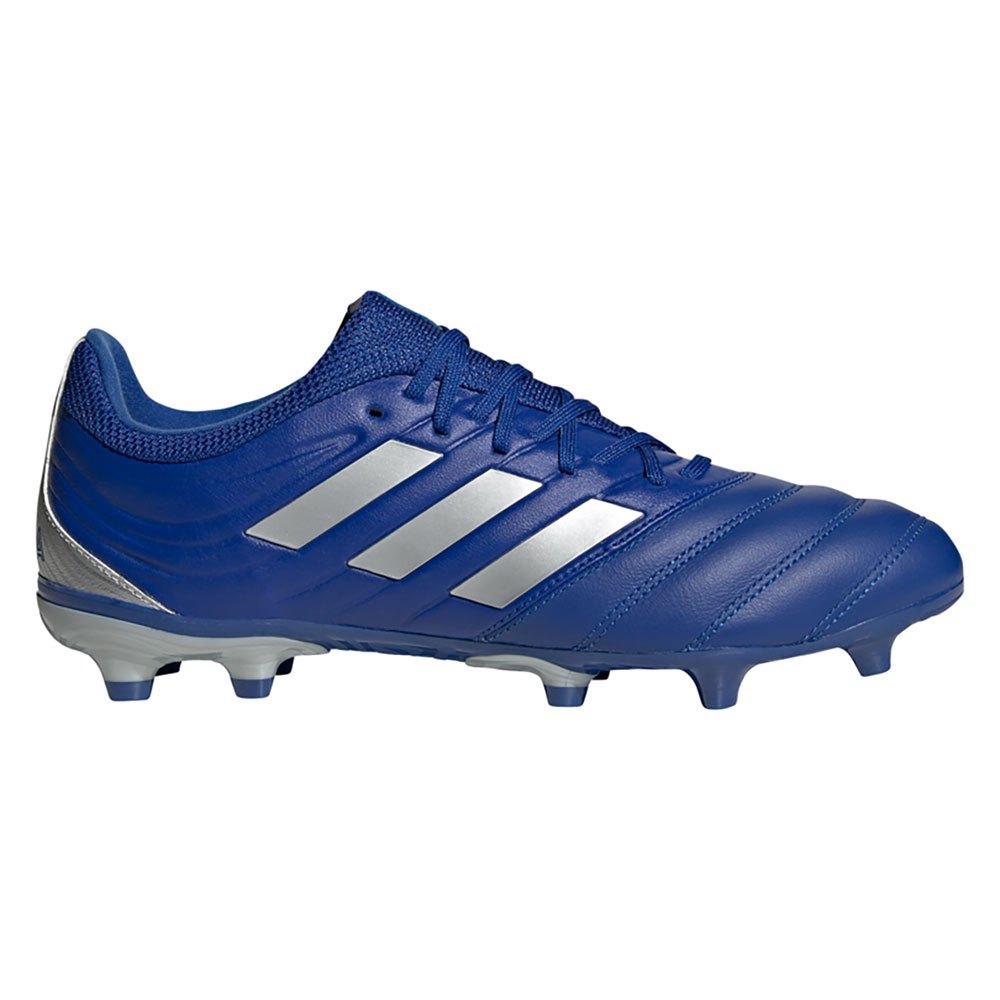 Adidas Copa 20.3 Fg Football Boots EU 44 Team Royal Blue / Silver Metalic / Team Royal Blue