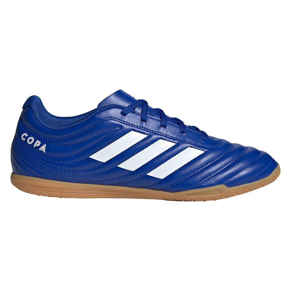 Adidas Copa 20.4 In Indoor Football Shoes EU 40 2/3 Team Royal Blue / Ftwr White / Team Royal Blue