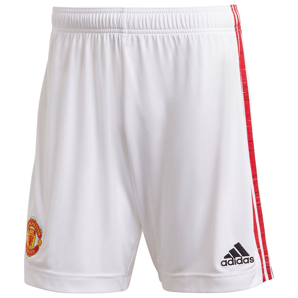 Adidas Manchester United Fc Home 20/21 S White
