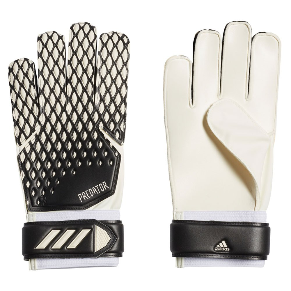 Adidas Predator Training Goalkeeper Gloves 10 Black / White