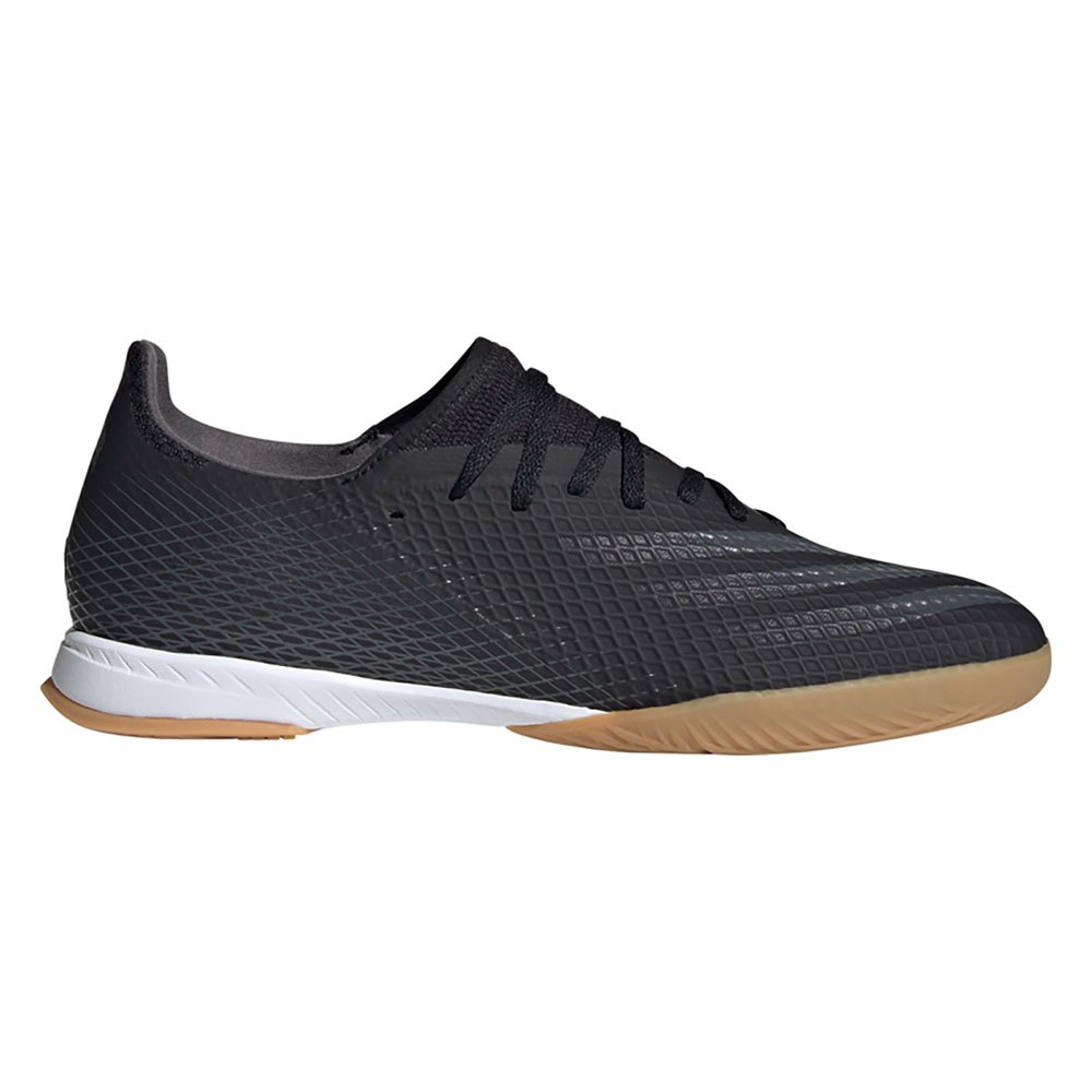 Adidas Chaussures Football Salle X Ghosted.3 In EU 46 Core Black / Grey Six / Core Black