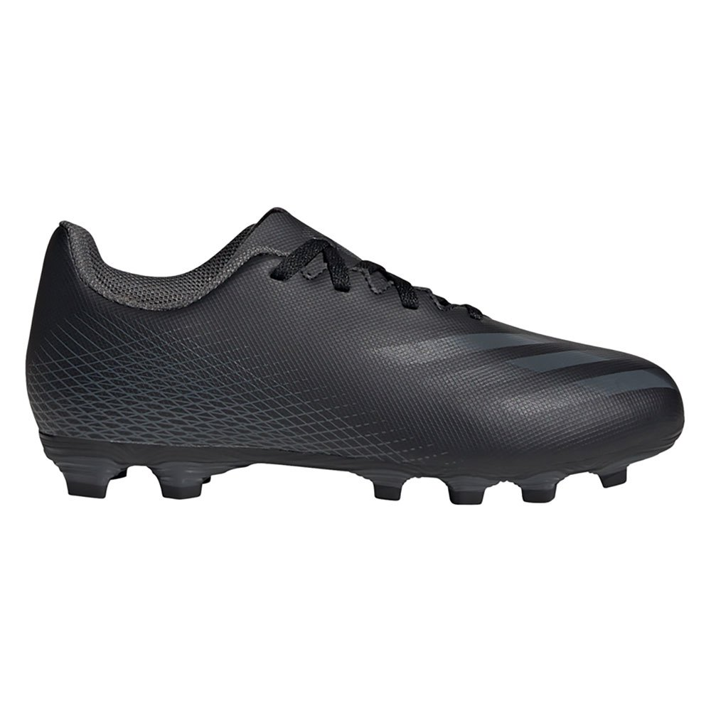 Adidas Chaussures Football X Ghosted.4 Fxg EU 31 Core Black / Grey Six / Core Black