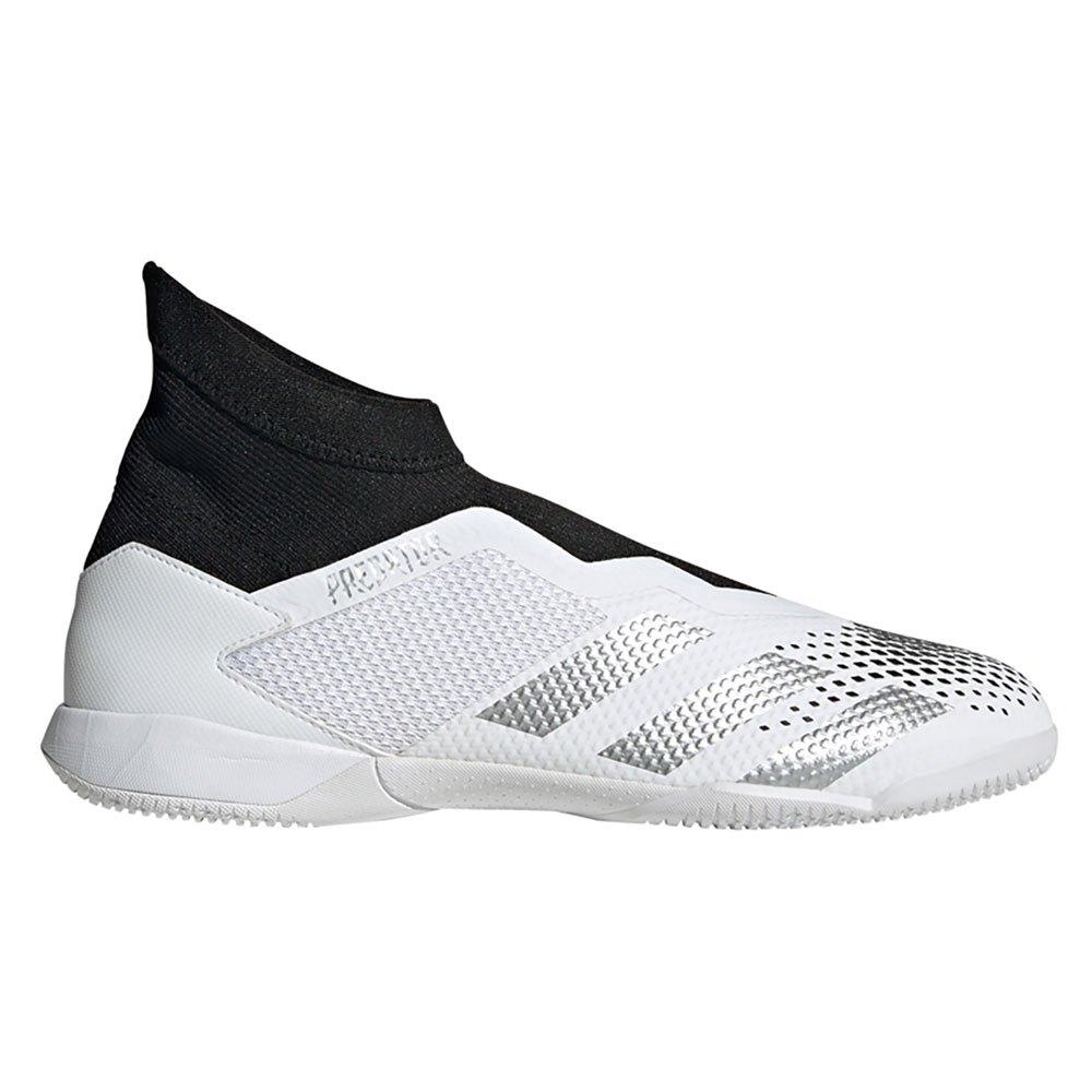 Adidas Predator 20.3 Ll In EU 45 1/3 Ftwr White / Silver Metalic / Core Black