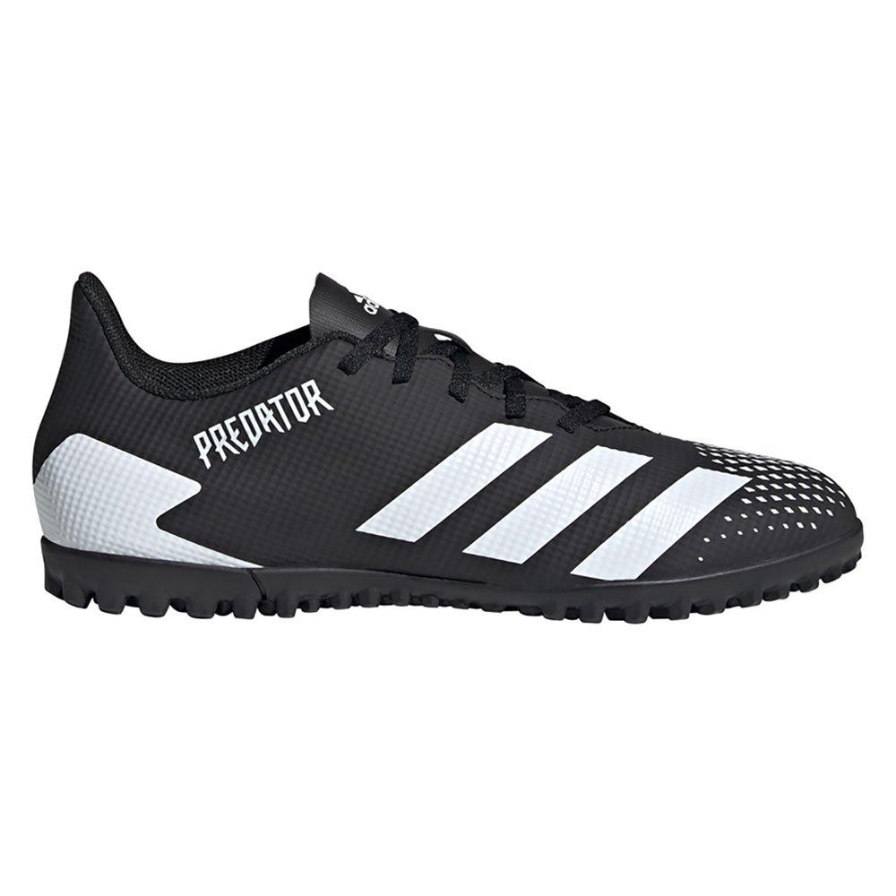 Adidas Predator 20.4 Tf Football Boots EU 42 Core Black / Ftwr White / Core Black