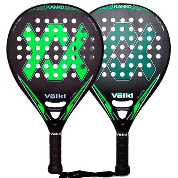 Volkl Padel Kanko One Size Black / Green