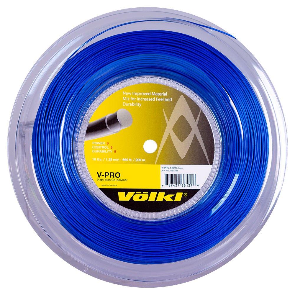 Volkl Tennis V Pro 200 M 1.28 mm Blue
