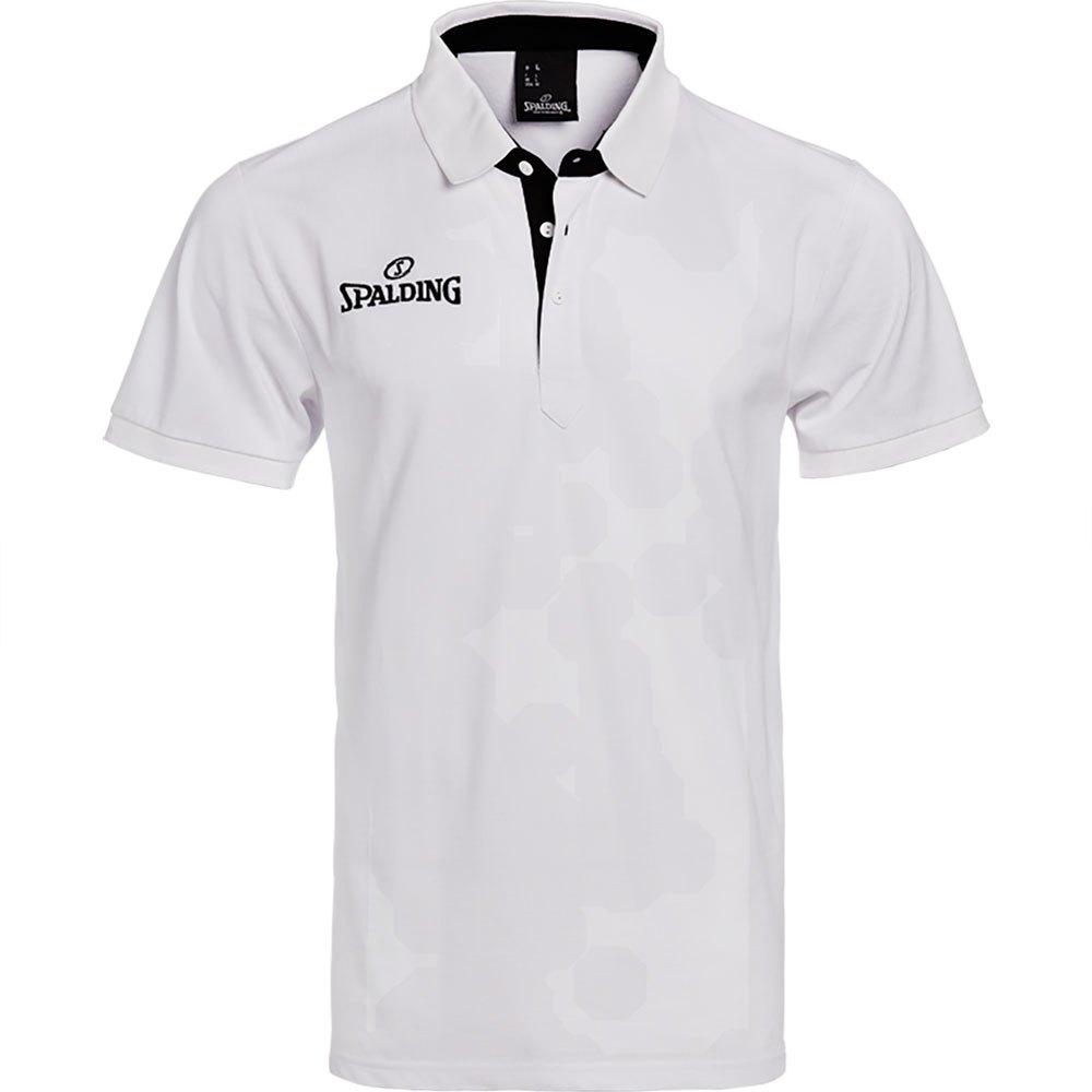 Spalding Polo Manche Courte Prime S White
