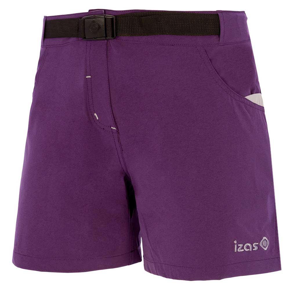 Izas Ivar XS Dark Purple / Lilac Grey