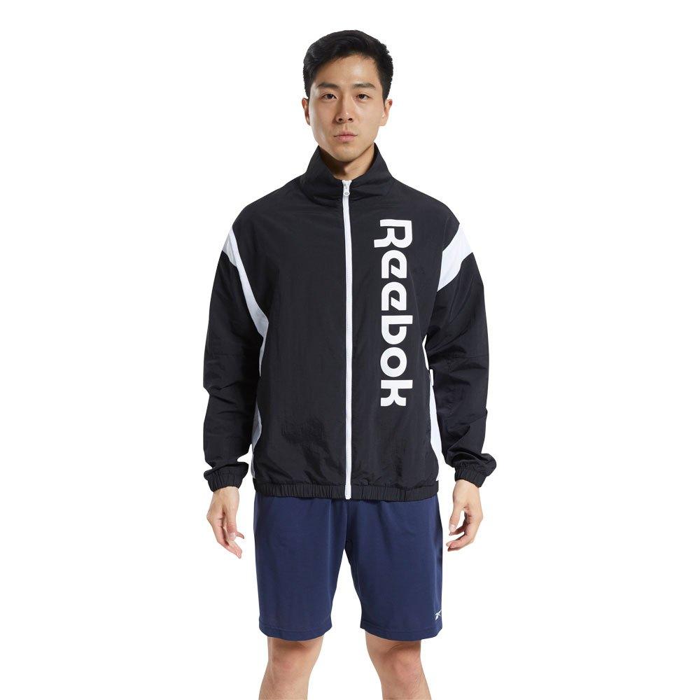 Reebok Te Ll Woven Jacket M Black