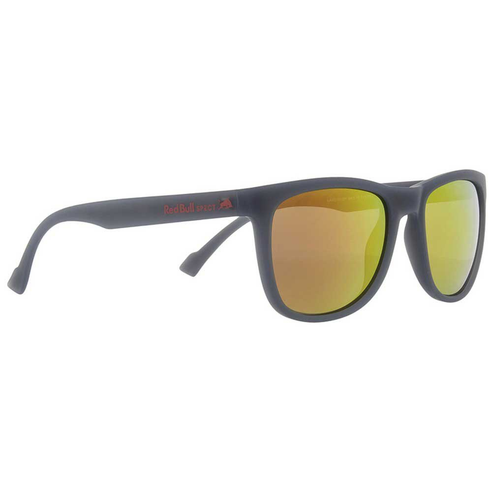 Red Bull Leap Polarized Smoke With Red Mirror Polarized/CAT3 X´Tal Grey