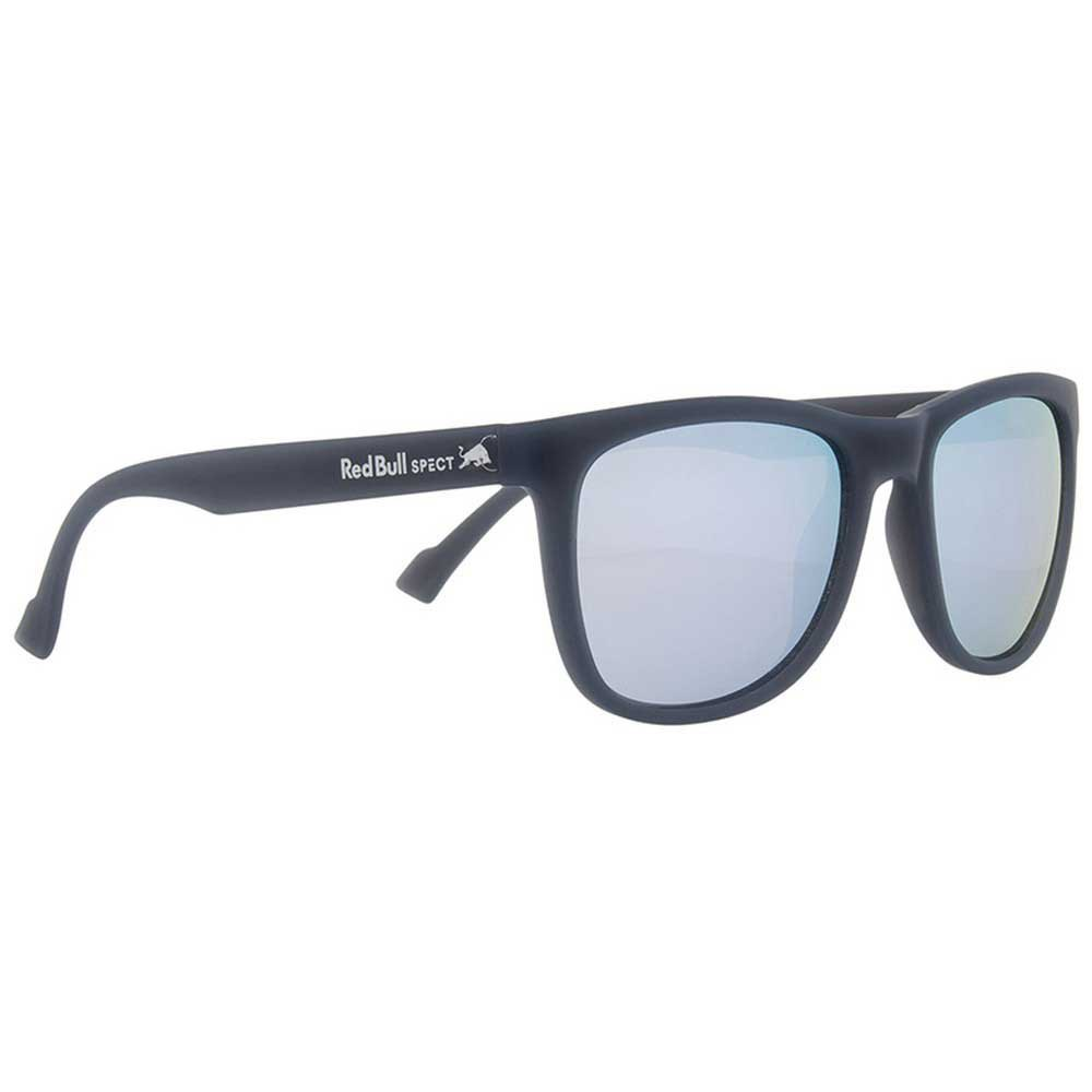 Red Bull Leap Polarized Smoke With Silver Mirror Polarized/CAT3 X´Tal Light Grey