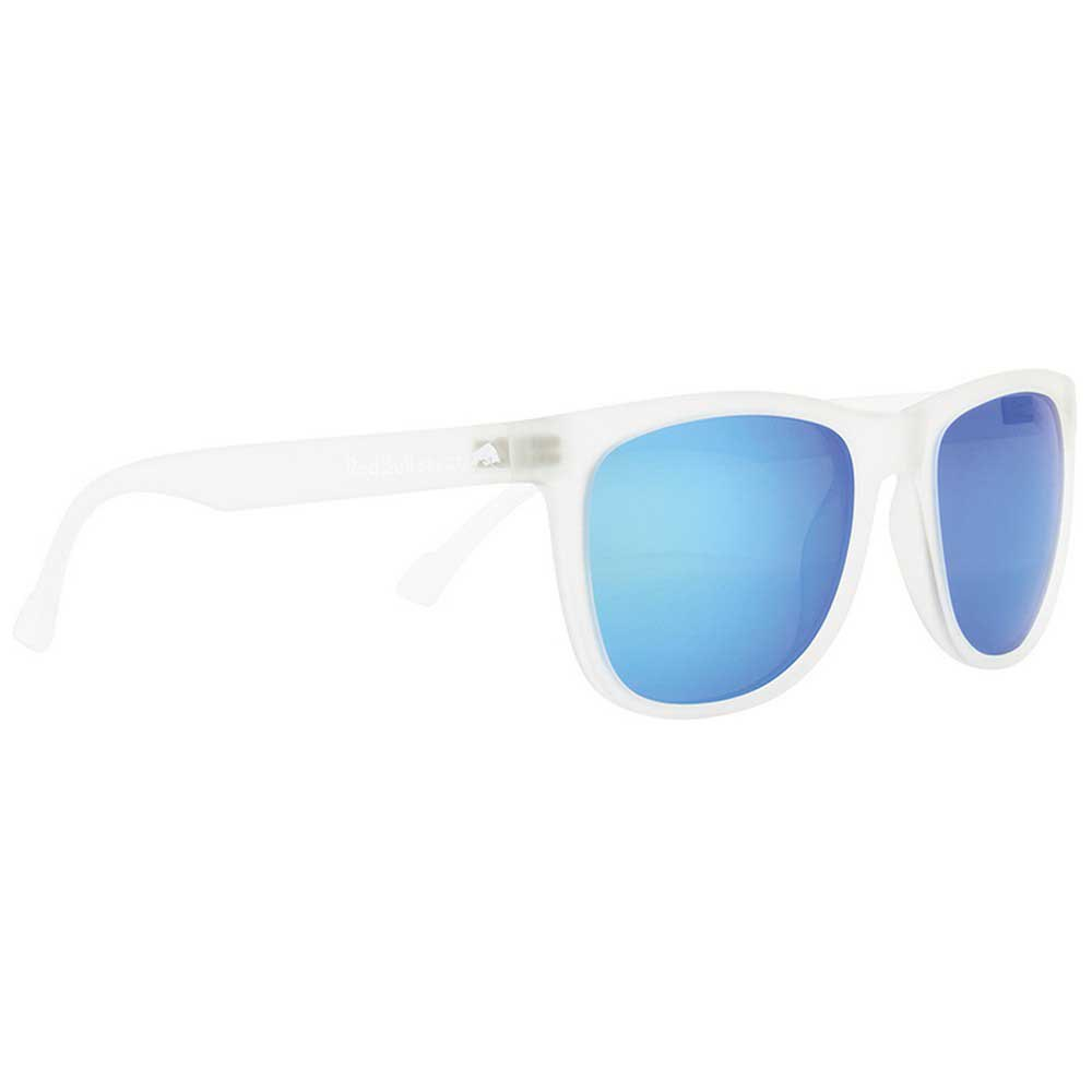 Red Bull Leap Polarized Smoke With Turquoise Mirror Polarized/CAT3 X´Tal Clear