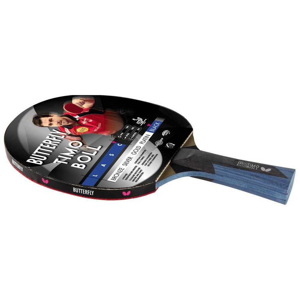 Butterfly Timo Boll One Size Black