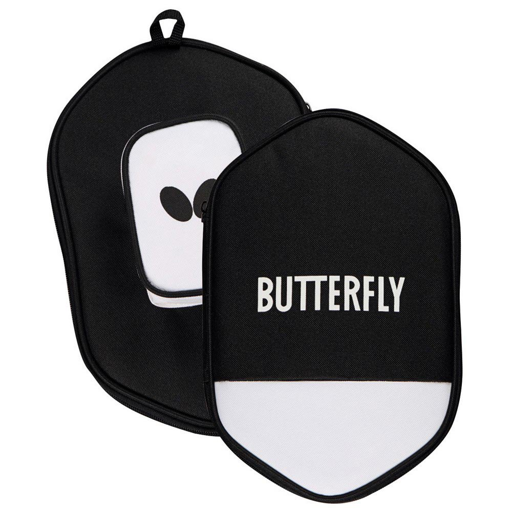 Butterfly Cell Case Ii One Size Black / White