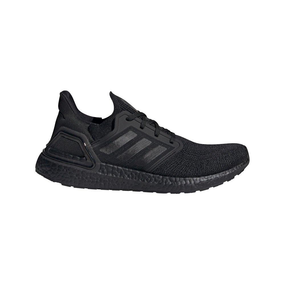 Adidas Zapatillas Running Ultraboost 20 Core Black / Solar Red