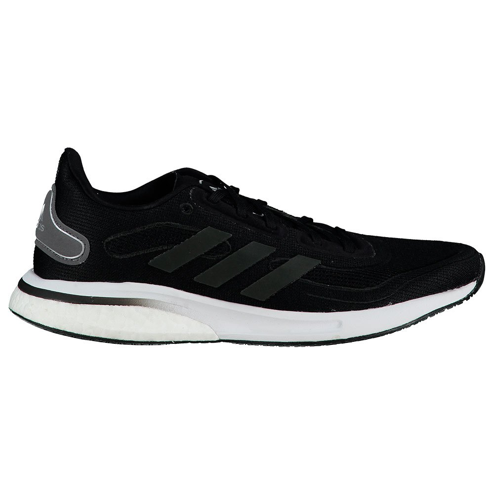 Adidas Supernova EU 40 2/3 Core Black / Grey Six / Silver Metalic