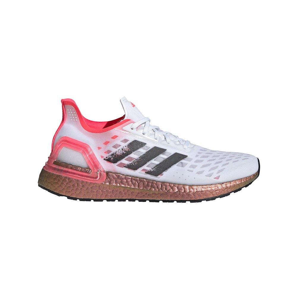 Adidas Ultraboost Pb EU 36 2/3 Ftwr White / Core Black / Signal Pink
