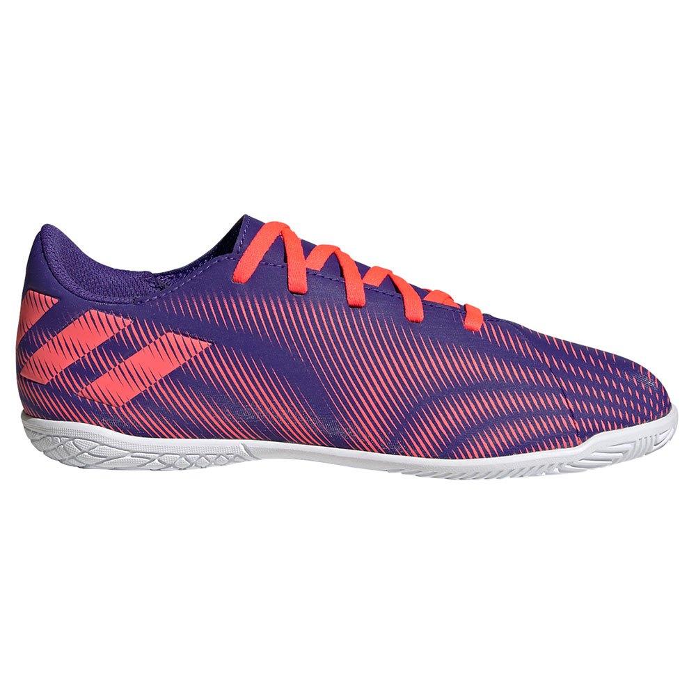 Adidas Chaussures Football Salle Nemeziz.4 In EU 36 Energy Ink F17 / Signal Pink / Signal Green