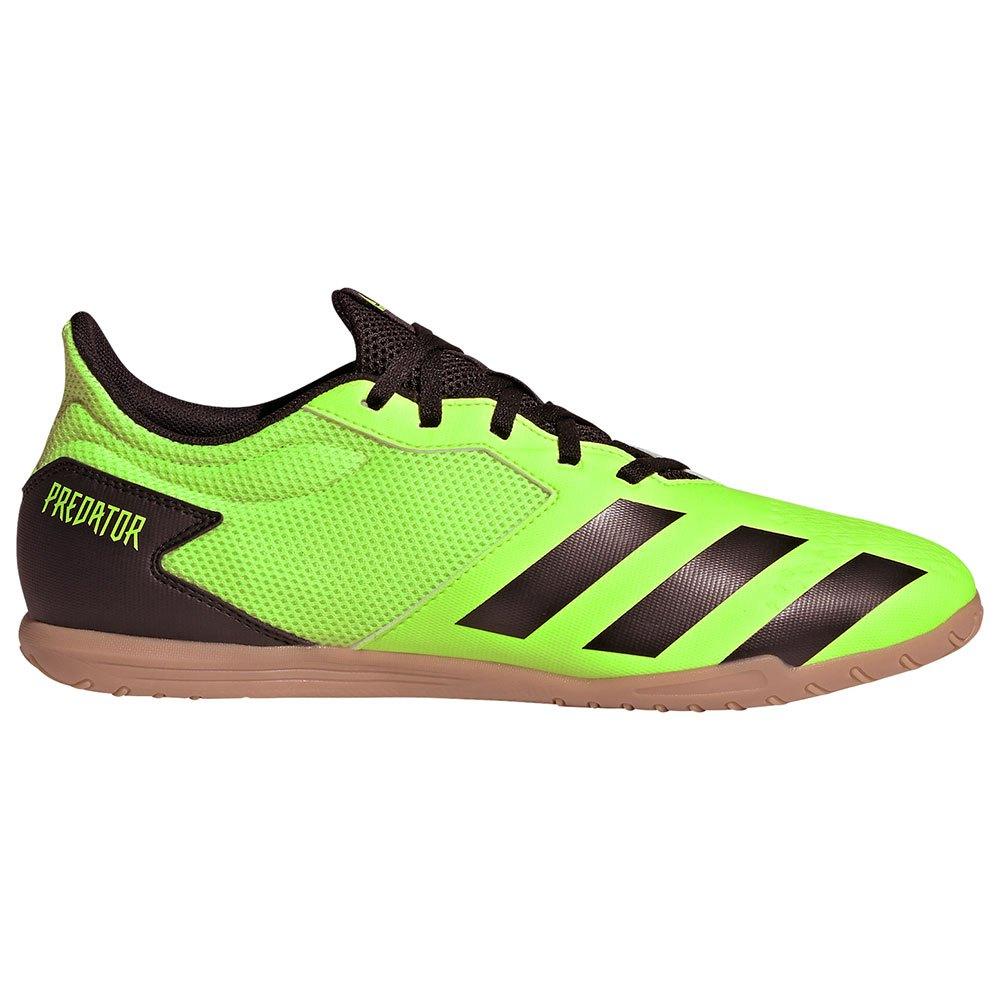 Adidas Chaussures Football Salle Predator 20.4 In EU 44 Signal Green / Core Black / Gum 3