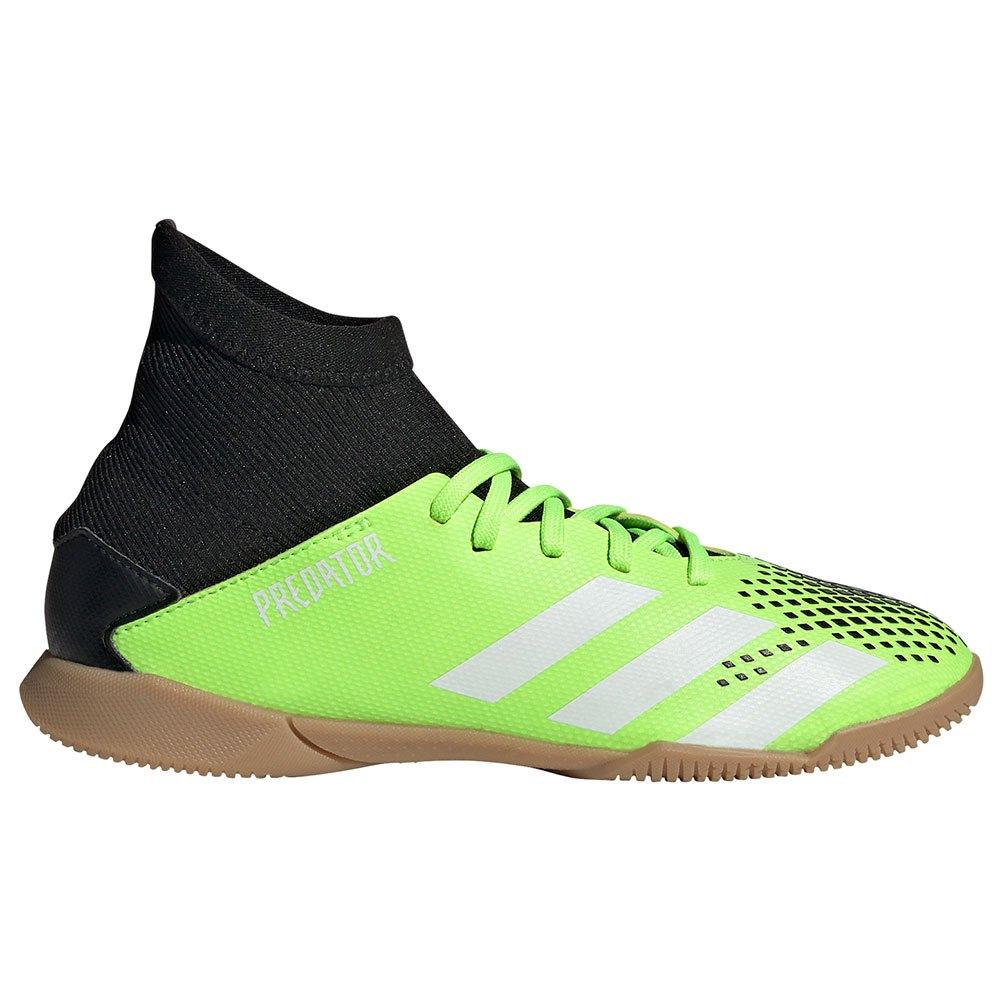 Adidas Chaussures Football Salle Predator 20.3 In EU 35 Signal Green / Ftwr White / Core Black