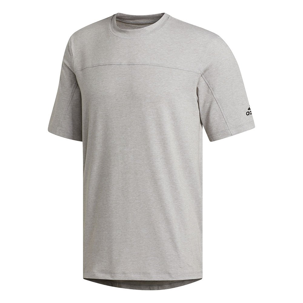 Adidas T-shirt Manche Courte City Base S Mgh Solid Grey