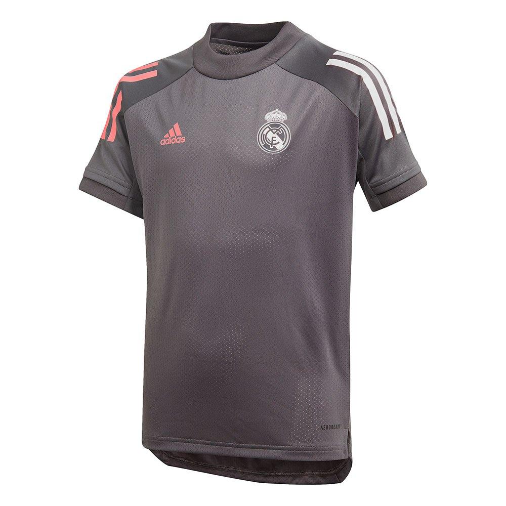 Adidas Real Madrid Training 20/21 Junior 152 cm Grey Five