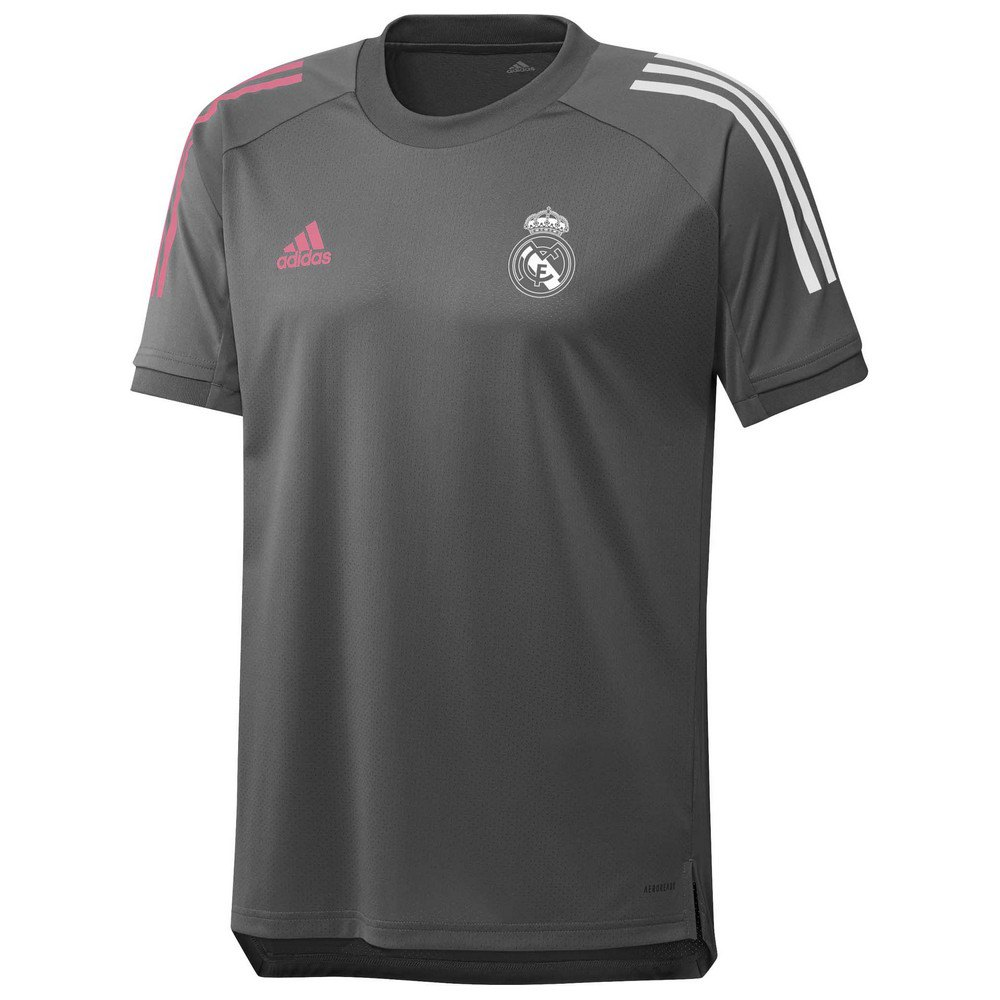 Adidas Real Madrid Home Training 20/21 M Grey Five