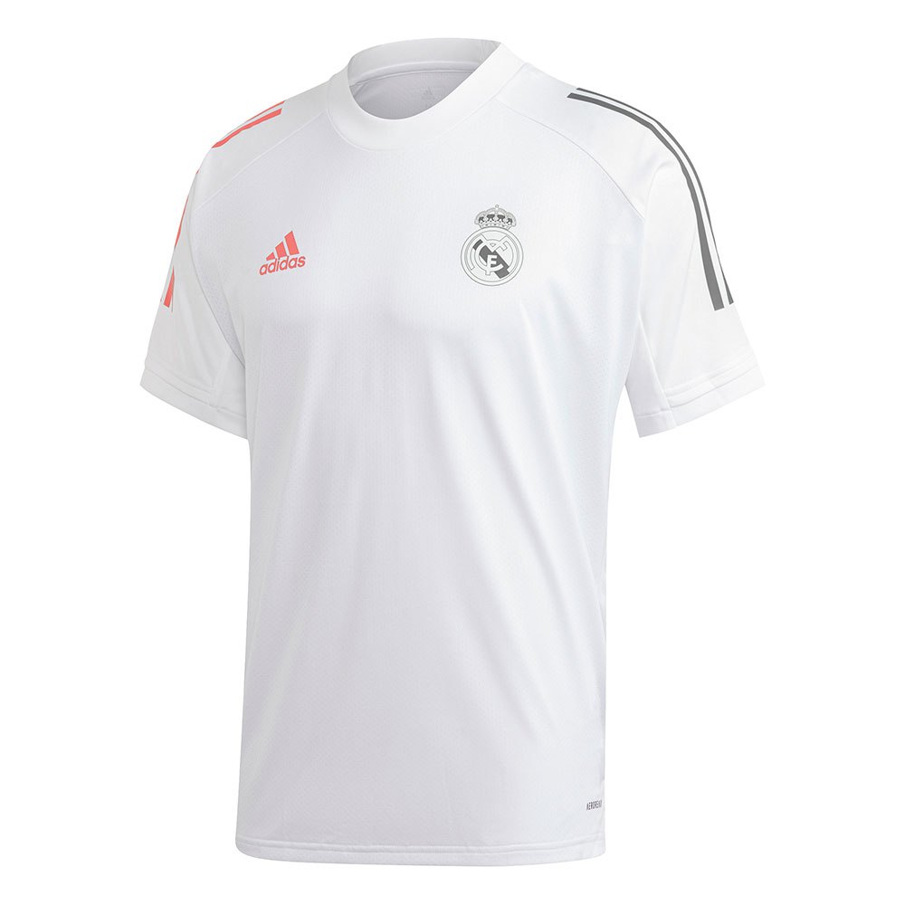 Adidas Real Madrid Home Training 20/21 S White